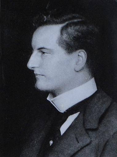 Earl Beauchamp, the first president of Worcestershire Camera Club
